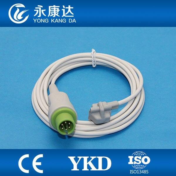 Pediatric Soft Tip spo2 sensor 3m 6pin for BiolightPediatric Soft Tip spo2 sensor 3m 6pin for Biolight