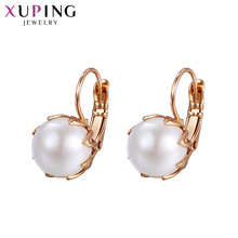 Xuping Fashion Earrings Gold Color Plated New Design Jewelry High Quality for Women Thanksgiving Gift M54-20106 11 11 deals xuping fashion figure shape pattern jewelry sets gold color plated jewelry thanksgiving gifts for women s122 65105