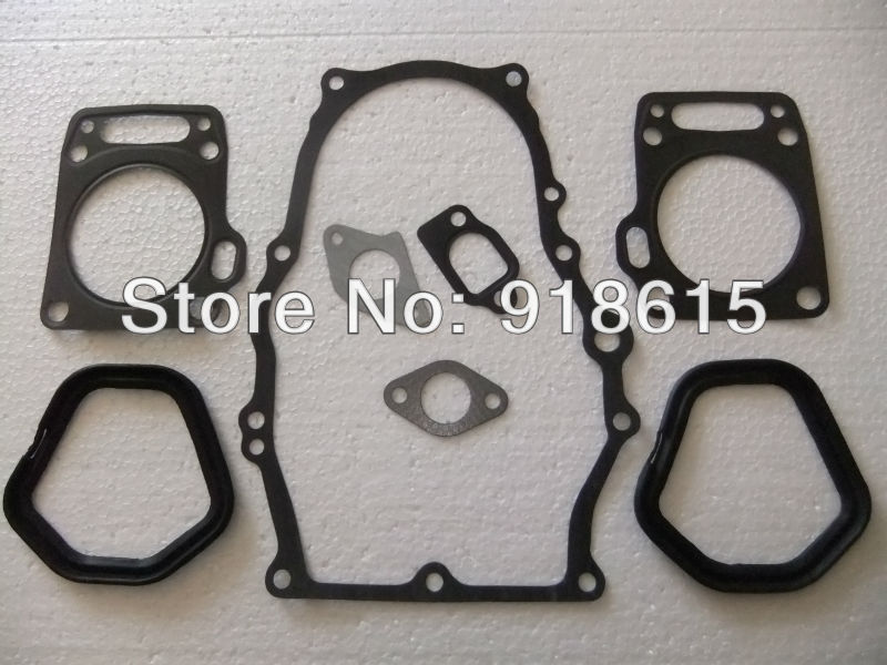 FULL SET OF GASKETS FOR HONDA GX620 8.5KW TWIN SHT11000 SHT11500 ET12000 GENERATOR PARTSFULL SET OF GASKETS FOR HONDA GX620 8.5KW TWIN SHT11000 SHT11500 ET12000 GENERATOR PARTS