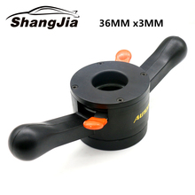 Car Auto Tire Wheel Balancer Balancing Machine Diameter 36MM Quick Nut Screw