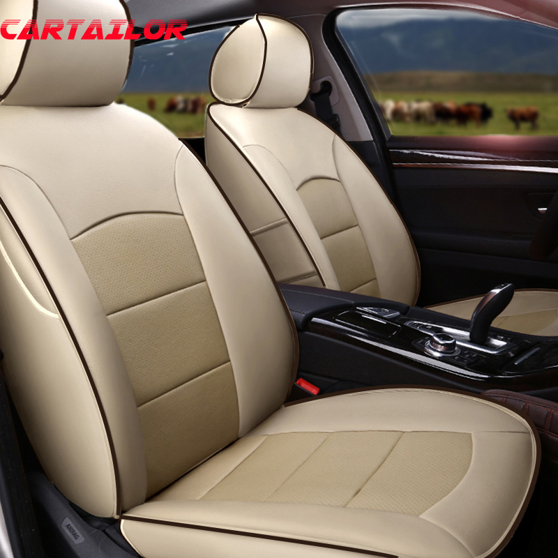 Bmw Z4 Seat Covers: Aliexpress.com : Buy CARTAILOR Genuine Leather Car Seat