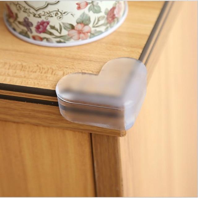 4pcs Children Corner Edge Protector Refrigerator Safety cushion Anti crash Protector Furniture buffer Corner Guards Protection