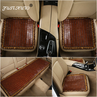 keep healthy car styling bamboo mat four seasons can be use Bamboo cushion 3 pieces on sets Aliexpress ship freeshipping