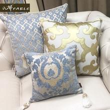 FABLE Cushion Cover chenille Throw Pillow Case European style Art