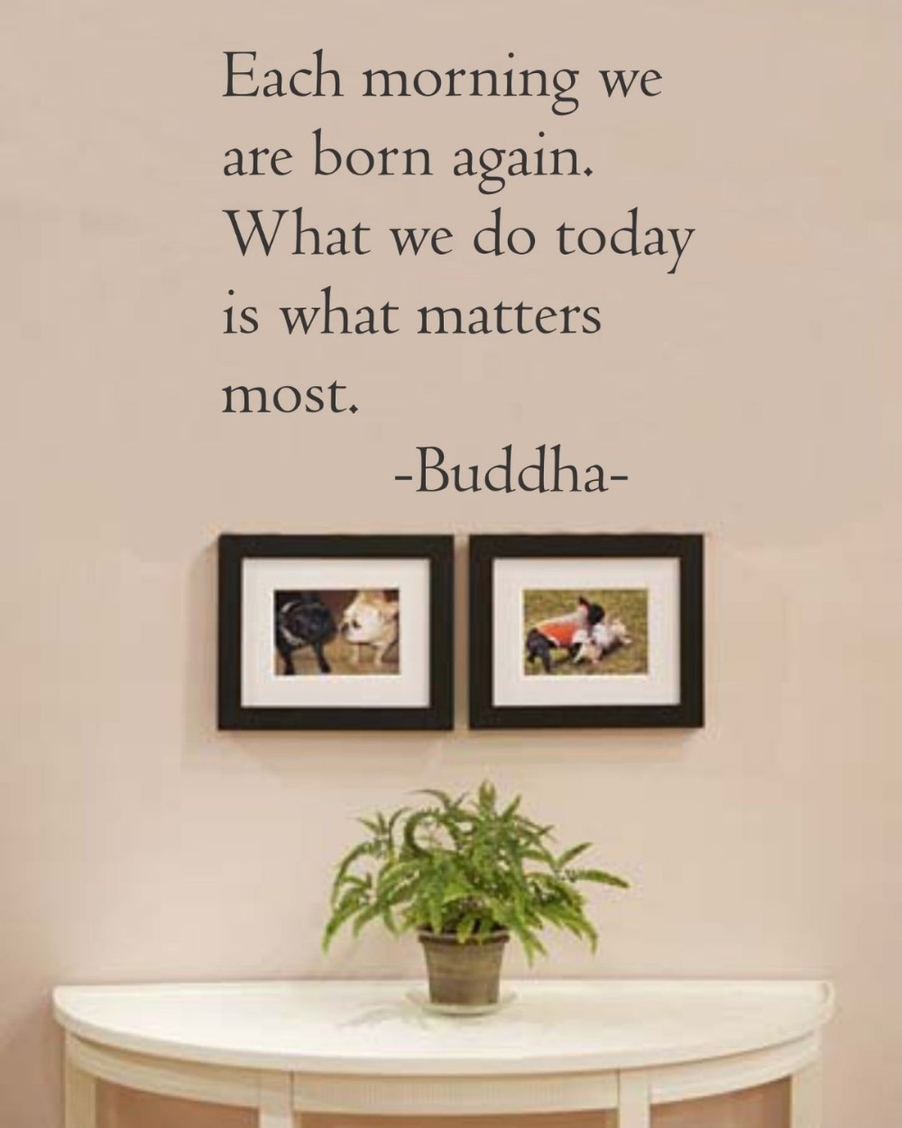 online buy wholesale wall sticker decoration buddha quotes from 1pcs removable buddha inspirational quotes wall sticker wall decal fashion home decor china