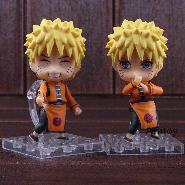 Uzumaki Naruto Figure Toys (2 Pcs Set)