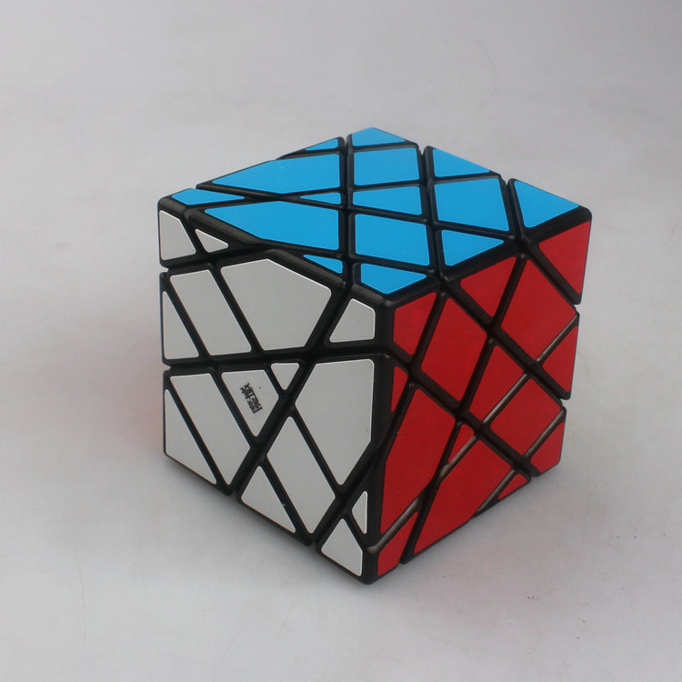 YJ MoYu Strange Axis Cube Puzzle Cube Speed Puzzle Twist Cubes Cubo Magico Educational Toys Kids Gift Free Shipping