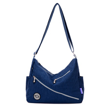Fashion Women Messenger Bags for Women Waterproof Nylon Handbag Female Shoulder