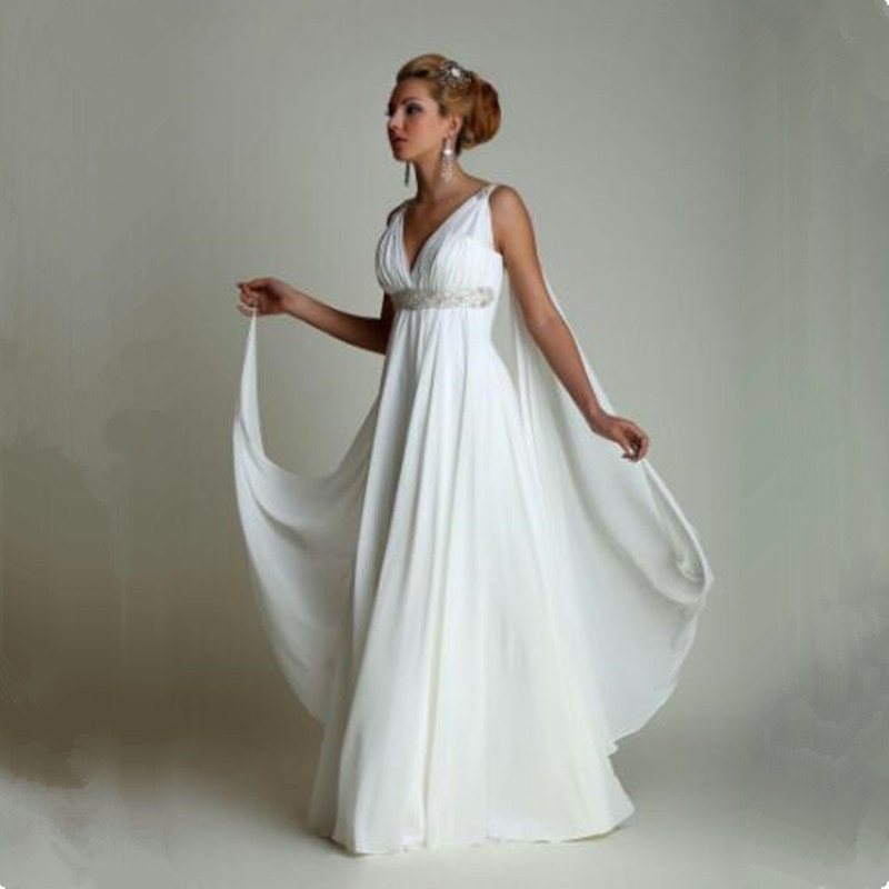 Popular Greek Wedding Dress Buy Cheap Greek Wedding Dress