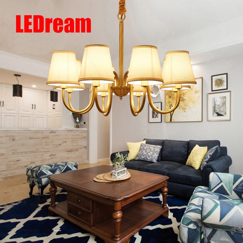 All copper lamp contracted sitting room the bedroom lamp droplight  All copper lamp contracted sitting room the bedroom lamp droplight