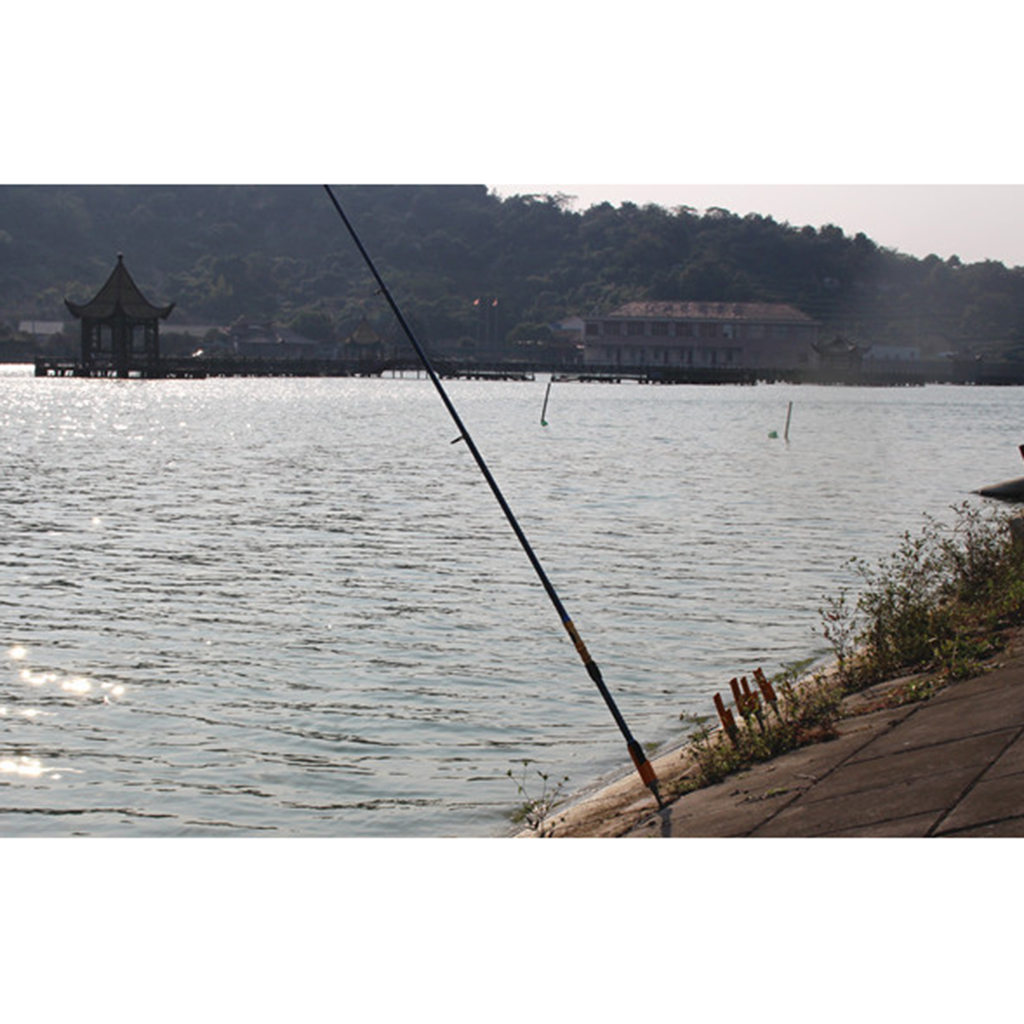1pcs Fishing Rod Stand Rest For Travel Sea Beach Tackle New Cana de pescar de periodicos resto canne a peche se reposer in Fishing Tools from Sports Entertainment
