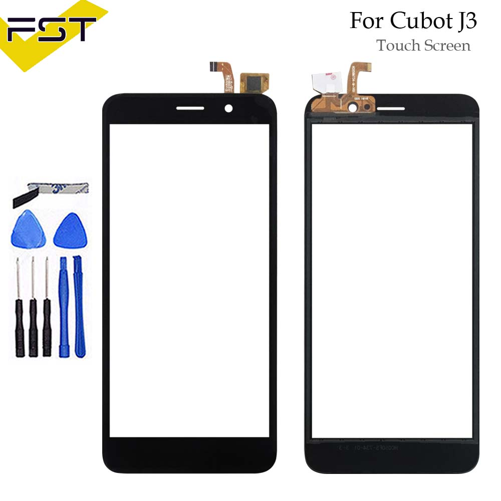 5.0inch For Cubot J3 Touch Panel Touch Screen Digitizer Replacement For Cubot J3 Glass Sensor With Tools+Adhesive5.0inch For Cubot J3 Touch Panel Touch Screen Digitizer Replacement For Cubot J3 Glass Sensor With Tools+Adhesive
