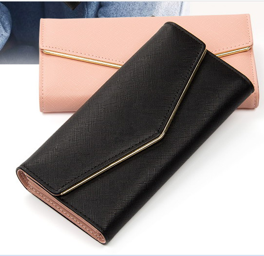 1abe350fc4c Top quality women's purse fashion wallet women multifunction leather wallet  female long clutch women purse New Arrival HOT sale
