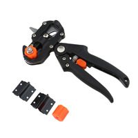 Garden Fruit Tree Pro Pruning Shears Scissor Grafting Cutting Tool Snip Secateur Machine With 2 Blade