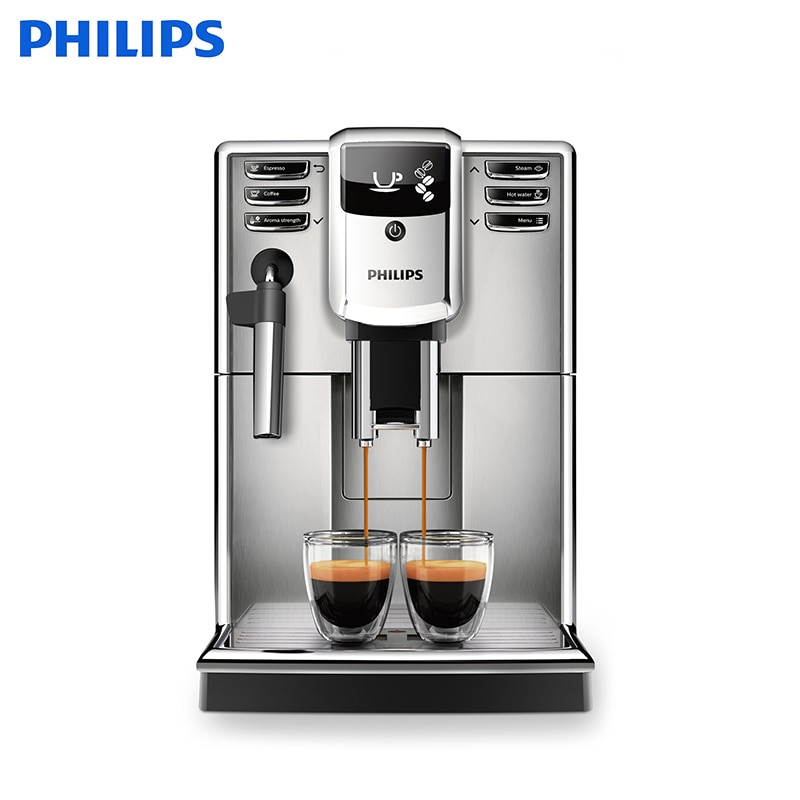 Fully automatic espresso machine Philips Series 5000 EP5315/10 dl t06a 220v 50hz fully automatic multifunctional bread machine intelligent and face yogurt cake machine 450g 700g capacity 450w