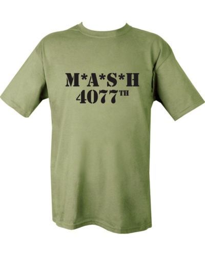 US Marines SAS Army USMC T Shirt Unisex Special Air Service Mash 4077TH T-shirt Dry Fit Tops Tee Shirts Men Women Army Plus Size