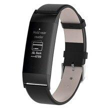 Cinta esporte relógio inteligente Pulseira para Fitbit Carga 3 Substituir Acessórios para fitbit banda correa para fitbit carga 3 Acessórios
