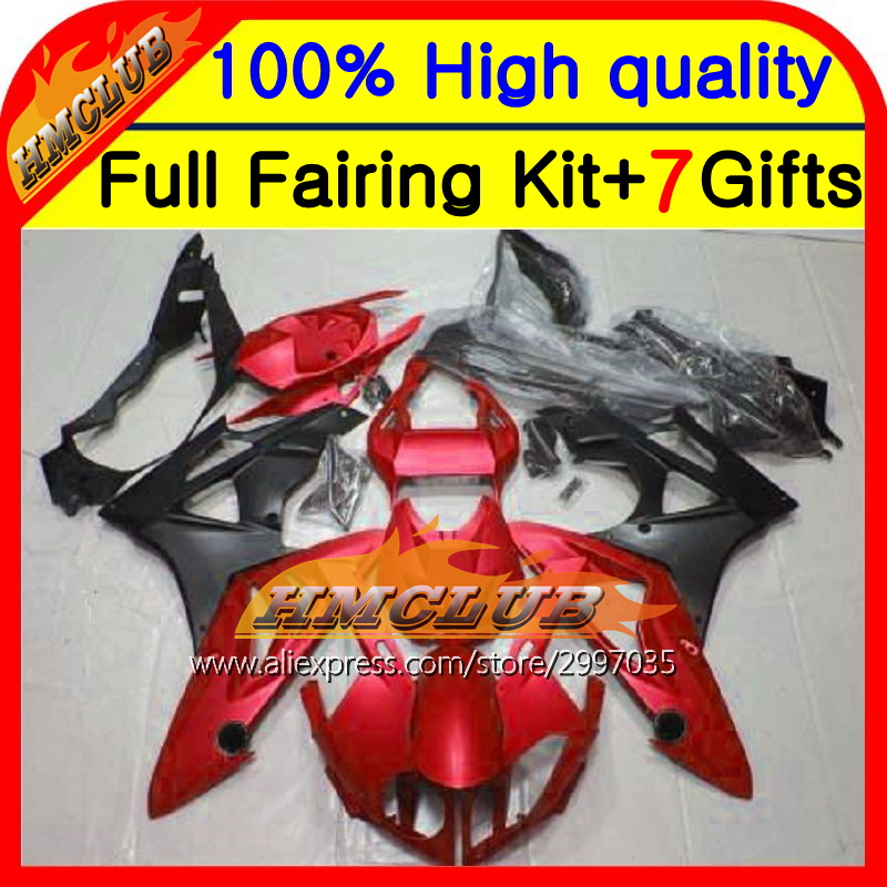 Body For BMW S1000RR S1000R Red black S 1000R 2HM57 S 1000RR S1000 RR Gloss red blk 09-14 S 1000 RR 09 10 11 12 13 14 Fairing image