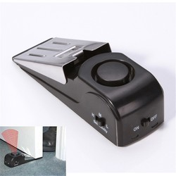 125 db stop system security home wedge shaped door stop stopper alarm block blocking systerm.jpg 250x250