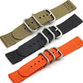 New high quality Nylon Wrist Watch Strap Watchband Wristwatch For Samsung Gear S3 Frontier 22mm /Classic Gear S2 20mm Watch Band
