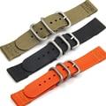 Nova alta qualidade Nylon Relógio de Pulso Strap Pulseira Relógio de Pulso Para samsung gear s3 fronteira 22mm/s2 20mm relógio engrenagem clássico banda
