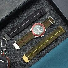 Nato G10 Sports Man Style General Watchband Nylon for Tudor Black Bay IWC Hamilton 20mm 21mm 22mm Army Fashion Tools