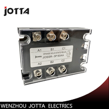 60A AC control AC SSR three phase Solid state relay genuine three phase solid state relay mgr 3 032 3860z dc ac dc ac 60a