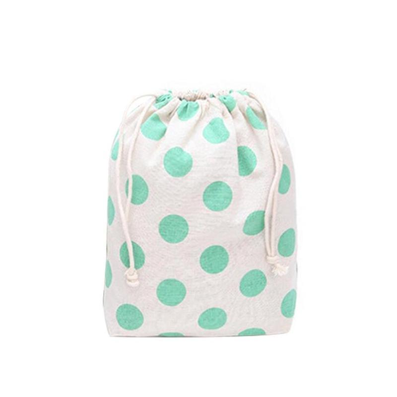 Travel Drawstring Storage Bag Shoe Laundry Lingerie Makeup Pouch For Trunk Finishing Bag Debris Organizer Bag 25