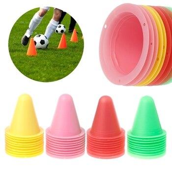 plastic training cones