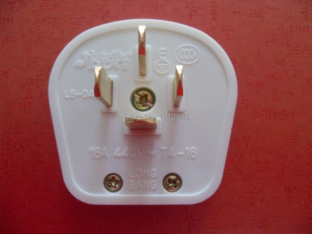 Aliexpress Com   Buy 5kw 6 5kw 3phase Generator Plug 16a