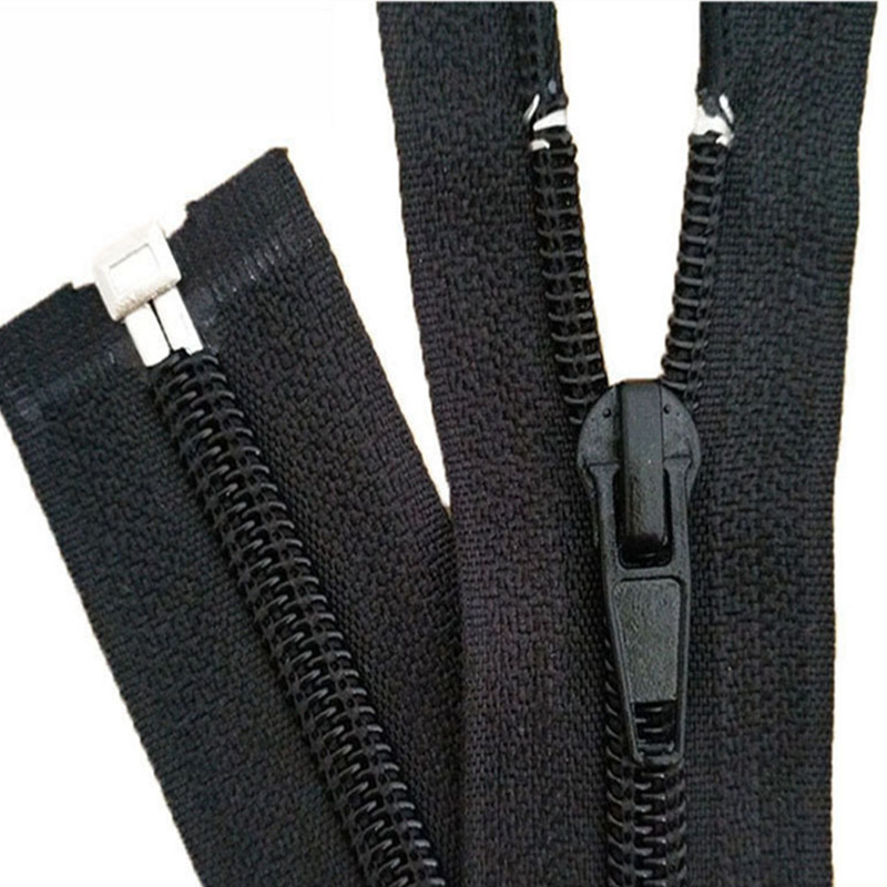Aliexpress.com : Buy 10PCS Black 15 180cm Zippers Open End ...