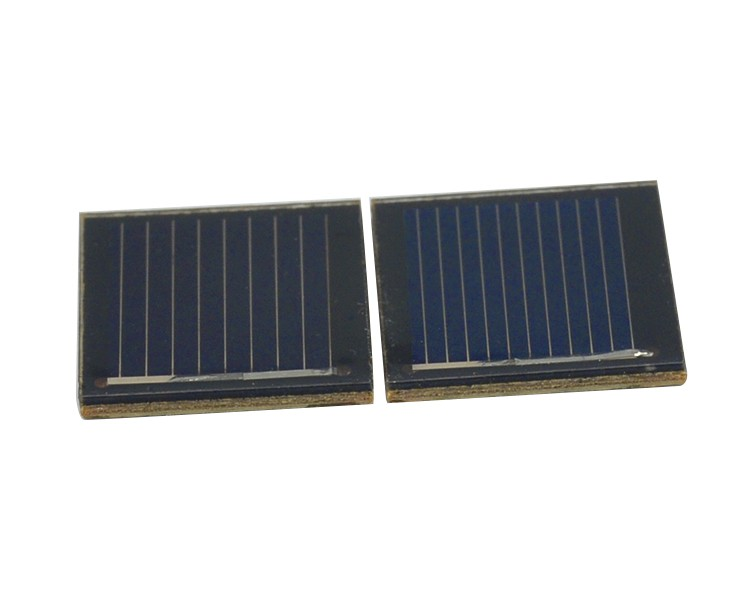 Aoshike pcs 0.5V 80MA polycrystalline silicon solar cell panel DIY technology Small production material 9