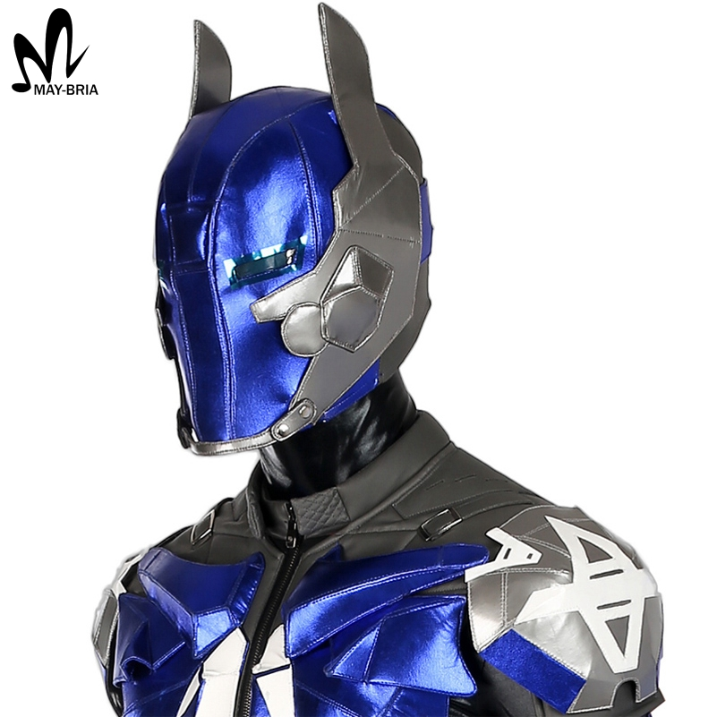 Caliente Videojuego Batman Arkham Arkham Knight cosplay disfraces de Halloween p