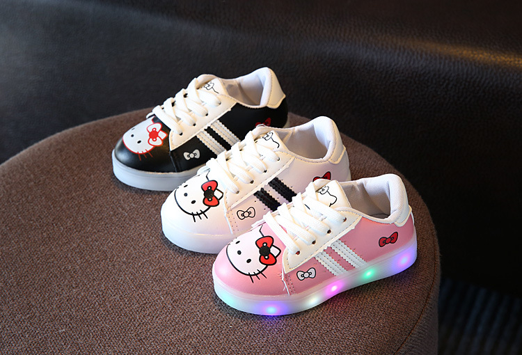 purchase cheap e74a5 a6f22 Bimba Bimba Bimba Led Scarpe Kids Ebay Ebay Ebay Hello ...
