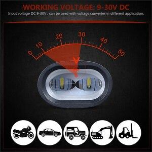 Image 3 - 20W HA CONDOTTO LA Luce del Lavoro di 6D Universale Moto Off Road Ausiliario del Punto Della Lampada di Guida Della Luce di Nebbia per il Camion Auto Moto faro Spot