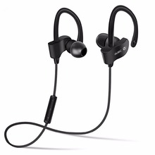 Le. spire BTH-H5 IPX3 Impermeable Sport Estéreo Bluetooth 4.1 80 mah Colorido En La Oreja Auricular auricular para Teléfono Portátil
