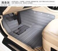 Cars Waterproof Wear Resistant XPE Material Non Slip Full Surrounded Car Floor Mats For Vios Reiz