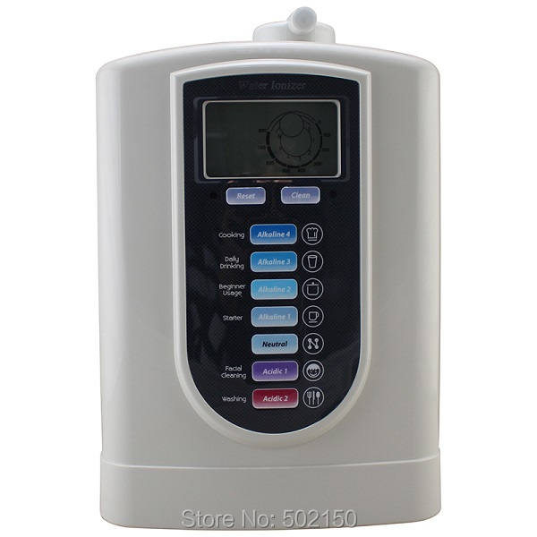 Model WTH-803 display hanging so safe Electrolysis water ionizer water electrolysis machine ce alkaline water ionizer wth 803
