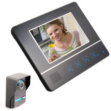 7 Inch TFT LCD Touch Screen Color Video Door Phone Cmos Night Version Camera Intercom systems