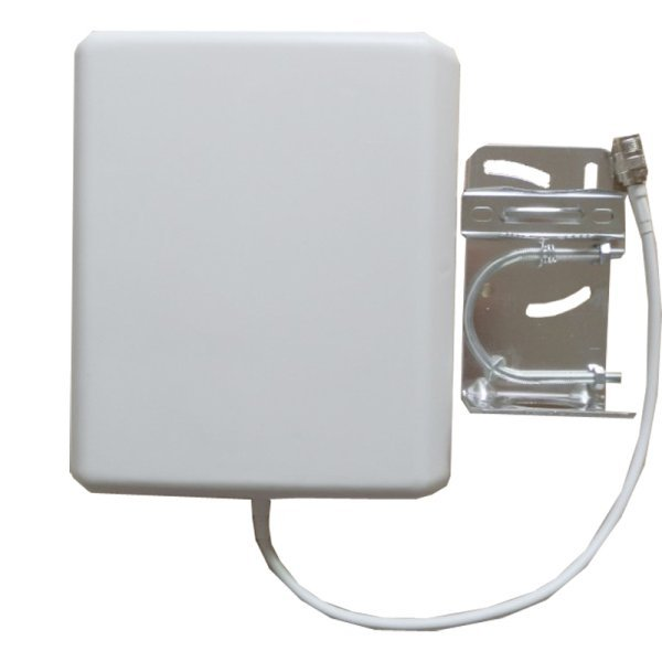 800-2500MHz outdoor directional Panel antenna for GSM 2G 3G CDMA DCS mobile phone booster ,repeater amplifier support 3G network