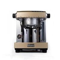 Máquina de café italiana profesional de doble bomba comercial semiautomática Twins thermo-block cafetera espresso 220v 1 ud.
