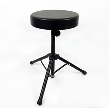 Высокое качество пианино стул круглый стул для электронного барабана металлический пианино табурет клавиатура сталь подъемный табурет регулируемая высота