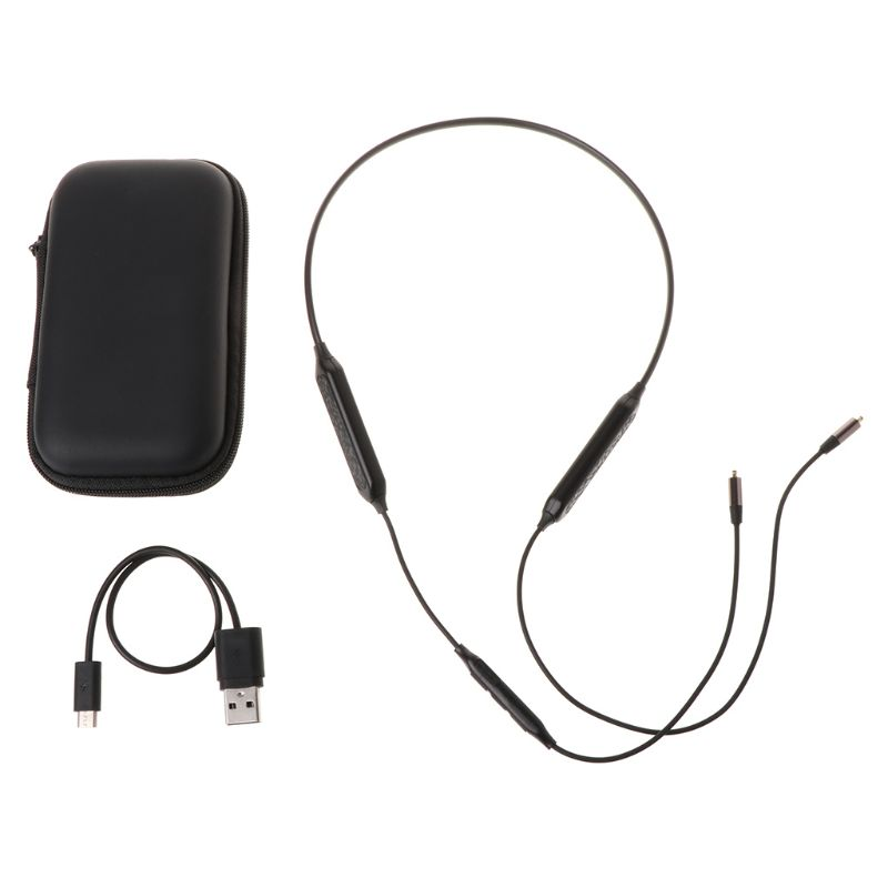 91CM Wireless Bluetooth 5.0 Headphone Cable Replacement DC Interface VJJB N1 A8 Earphone Wire Cable Device Use Accessories