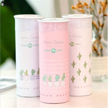 Handkerchief Paper BXLYY 40 3-Layers Party-Supplies Cactus Shower.7z Thick-Printed Baby