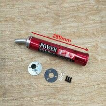 الألومنيوم تعديل العادم الأنابيب ل ضربتين NSR250 TZR125 TZM150 تعديل العادم الأنابيب