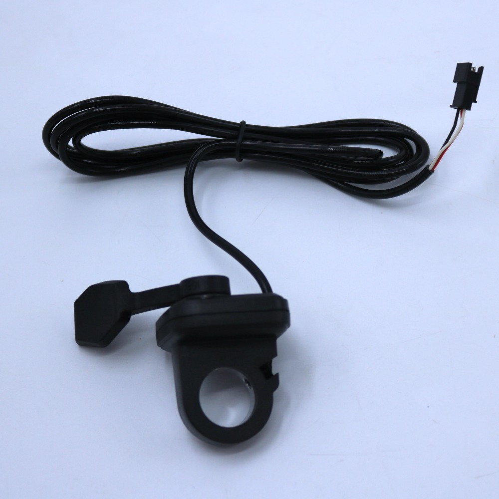 EVfitting High Quality 24V/36V/48V/60V 108X E-bike Finger Throttle Both-way Thumb Gas Handle