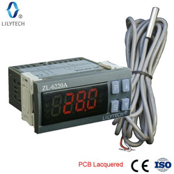 ZL-6220A, Digital, Temperature Controller, Thermostat, Economical Cold Storage Controller, Lilytech