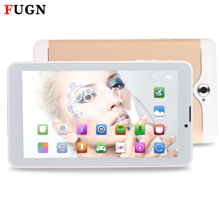 FUGN 7 inch Tablet Original Kids Tablet PC Android Wifi 3G Phone Call Tablets 5.0 5.1 Children Games Smart Birthday Gift 8 9.7''