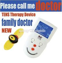 Home health care product mini wireless with introduction receiver therapy body massager ttens machine digital massage