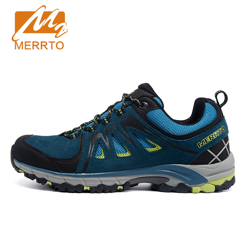 MERRTO Trainers Brand Walking Shoes Breathable Men Lightweight Net Comfortable Walking Sports Shoes Sneakers #MT18609 купить